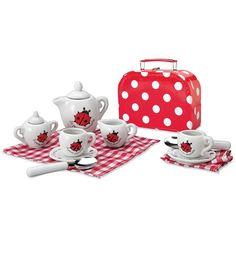 Main image for Ladybug Tea Set