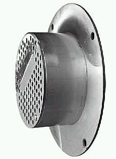 Watts Downspout Cover, 4 in. Fits 4 in. Price/Each. Pipe Sizes, Roof Detail, The 4, Stainless Steel, Cover, Blankets