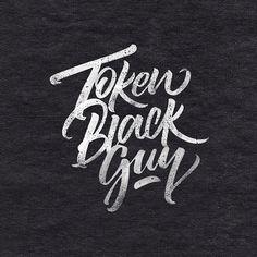 Token Black Guy | Custom Logo on Behance