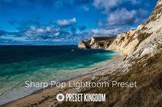 Sharp Pop Lightroom Preset