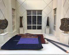 Outdoor rugs de Loro Piana Interiors: Presentadas en el Monaco Yacht Show. | Presentades durant el @monacoyachtshow_official. #loropianainteriors #monacoyachtshow #mys2017 #mys #ontariofabrics #outdoor #rugs #exterior #alfombras #catifes #yachtdesign #homedesign #yacht #superyacht #timeless #style