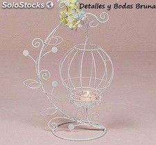 Resultado de imagen para decoracion de comunion con diferente tipo de jaulas