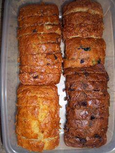 Jazzy Allergy Recipes: Egg Free, Dairy Free, Nut Free Zucchini Bread