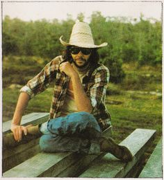 Neil Young, Pescadero (?) late1970s-ish
