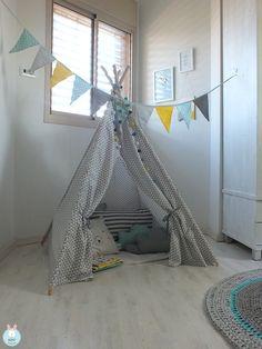 ברצינות 19 Best DIY teepee tent // איך להכין אוהל טיפי לחדר הילדים images JG-89