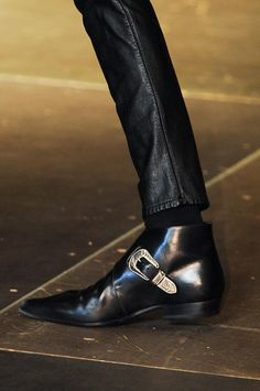 Saint Laurent Men's Details S/S '14