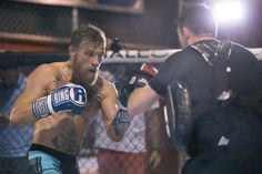 kickboxing training of Conor McGregor (best fighter #beard) : if you love #MMA, you'll love the #UFC & #MixedMartialArts inspired fashion at CageCult: http://cagecult.com/mma