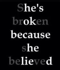 I'm getting better but he's still a liar and always will be.