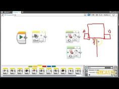 Proportional Line Following with EV3 Mindstorms. Part 1 - YouTube