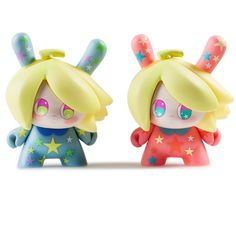 """Kidrobot - 3"""" DTA Designer Toy Awards Dunny Series (Blind Box) - Collect and Display"""