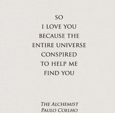 Paulo Coelho - The Alchemist - Words - Love quotes Alchemist Book, Alchemist Quotes, Der Alchemist, Poem Quotes, Words Quotes, Life Quotes, Attitude Quotes, Sayings, The Words