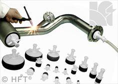 Weld Purge Plugs™ Orbital Welding Purging Kits