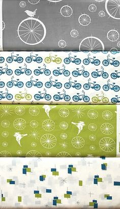 Bike fabric!