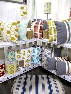 Pillow Display Tradeshow Google Search