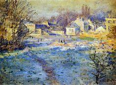 Claude Monet: El impresionismo francés - TrianartsTrianarts
