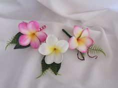 Items similar to Frangipani Plumeria Buttonholes / Boutonniere on Etsy Plumeria Bouquet, Wedding Bouquets, Wedding Flowers, Our Wedding, Destination Wedding, Wedding Ideas, Beach Theme Wedding Invitations, Icing Flowers, Lapel Flower