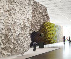 Bivouac at the Centre Pompidou-Metz | INDESIGNLIVE
