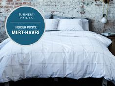 These sheets are one of the best purchases I've ever made — here's why.  brooklinen