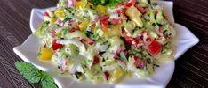 Pyszna surówka z cukinii - Blog z apetytem Blog, Quiche, Potato Salad, Potatoes, Breakfast, Ethnic Recipes, Kitchen, Thermomix, Salads