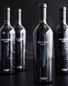 Stellar Brand Design for Meteor Merlot