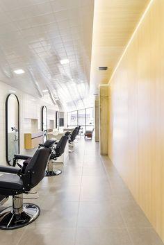 The Barbershop by Felipe Hess | Yellowtrace