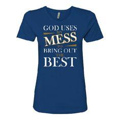 TSHIRT Womens Christian Shirts Tops