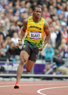 Olympians likely to cash in...Yohan Blake, Track and Field - Even if Blake is the second-best sprinter in Jamaica, that's still pretty elite company to be keeping. He trains with Bolt, so that association won't hurt, either. And at present time, his portfolio is almost non-existent. So it has nowhere to go but up, up, up.
