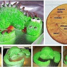 tort dekoracja