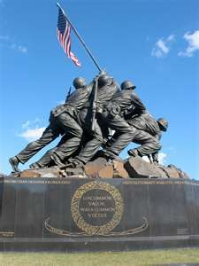 Iwo Jima Memorial - Washington DC