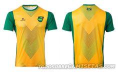 Hace unos meses la Selección de Jamaica presentó sus nuevos uniformes de la mano de Romai Sportswear, los cuales llamaron mucho la atención por su diseño diferente a lo acostumbrado. Recientemente fue presentada la línea de moda, que en su mayoría...