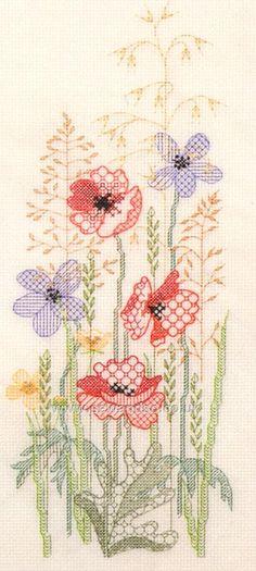 Buy+Summer+Cross+Stitch+Kit+Online+at+www.sewandso.co.uk