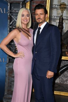 Orlando Bloom admits his proposal to fiancée Katy Perry didn't go smoothly… as his Carnival Row co-star Cara Delevingne vehemently denies marriage rumours By Roxy Simons For Mailonline Published: BST, 3 September 2019 Celebrity Babies, Celebrity Couples, Celebrity Weddings, Celebrity News, Pregnant Celebrities, Hollywood Celebrities, Katy Perry Pregnant, Cute Couples, Wedding Couples