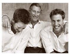 28 Reasons We Love Royal Christmas Cards   Prince charles, Prince ...