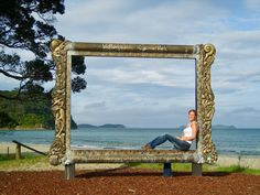 Sehnsuchts-Ort Neuseeland Hagia Sophia, Tourist Information, Roadtrip, Cinque Terre, Mauritius, Outdoor Furniture, Outdoor Decor, Istanbul, Beach House