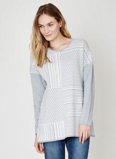Irena Organic Cotton Wool Tunic