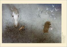 Horse and Hedgehog 2, Yuri Norstein