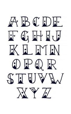 Sailor's Diamond Tattoo Font Alphabet - Print Art Print by Out Of Step Font Comp. - Sailor's Diamond Tattoo Font Alphabet – Print Art Print by Out Of Step Font Company Tattoo Fonts Alphabet, Hand Lettering Alphabet, Doodle Lettering, Alphabet Print, Creative Lettering, Alphabet Style, Cool Fonts Alphabet, Cursive Alphabet, Doodle Alphabet