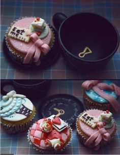 Such a cute idea!     @Cecilia Mannino    I thought you might like this, since you love to bake. :)