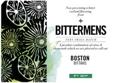 Boston Bittahs – A peculiar combination of citrus & chamomile. Tasty, tasty, tasty.