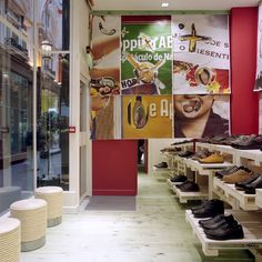 Campana Brothers - Camper stores