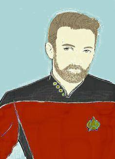 Twitter / DeannaAllen3: @wilw You're a Captain now. ...