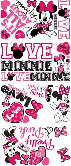 Minnie Mouse - All About Minnie Wallpaper