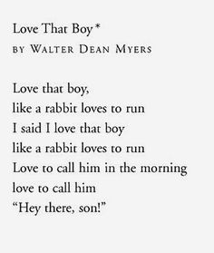 Love that boy poem by walter dean myers poem hunter love that httpgusttechnologyuploads37 fandeluxe Image collections