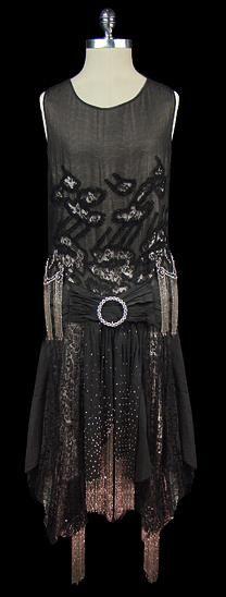 1920s dress via The Frock