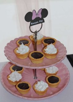 Minnie Mouse Birthday Party Ideas   Photo 1 of 15