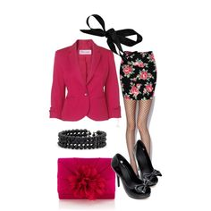 Party For Work, created by misskiwilee on Polyvore