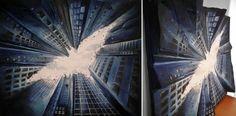 Gouache 3D The Dark Knight