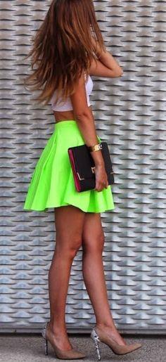 Neon pop.