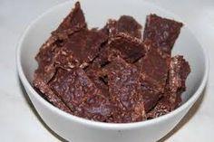 Kokosbräck Godis – LCHF Glutenfritt – Niiinis Kitchenlife Healthy Diet Recipes, Healthy Baking, Low Carb Recipes, Snack Recipes, Clean Eating Diet, Clean Eating Recipes, Lchf, Keto, Good Food