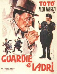 Rome in the movies: Guardie e ladri - Mario Monicelli e Steno